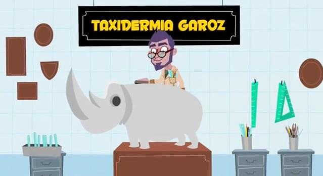 Taxidermia Garoz - Animación